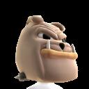 Georgia Mascot Head