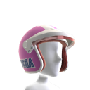 Casco SEGA (rosa)
