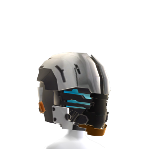 Casque spatial d&#39;Isaac