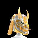 Ninja Fantasy Helmet - Gold