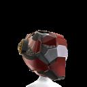 Fantasy Helmet - Red