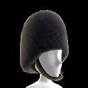 Sombrero de piel de oso