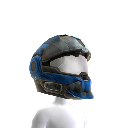 CQC Helmet - Blue