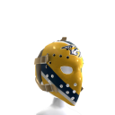 Nashville Predators Vintage Mask