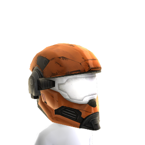 Hazop Helmet- Orange