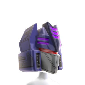 Casco de SOUNDWAVE
