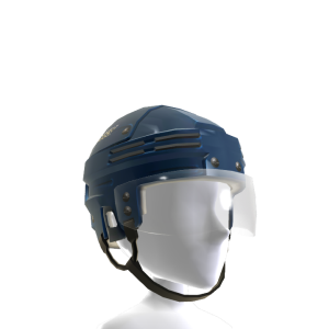 St. Louis Blues Alternate Helmet