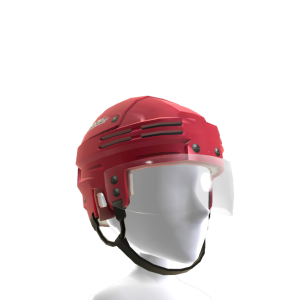 Carolina Hurricanes Home Helmet