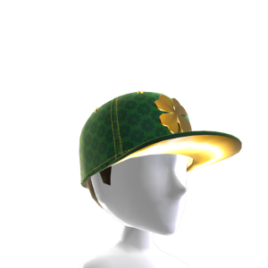 Bling St. Patty's Snapback