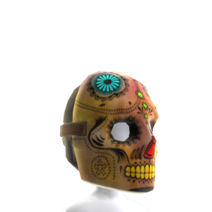 """Cinco de Mayo"" Mask"