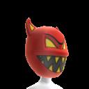 Red Monster Mask