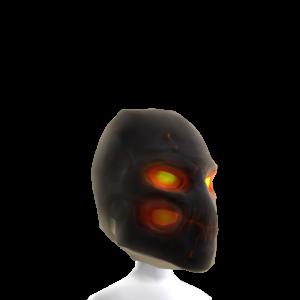 Feuerteufel-Helm