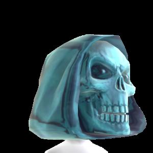 Silver Death Dealer Helmet