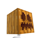 Minecraft Tte de citrouille