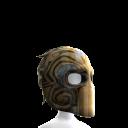 Máscara Bravo