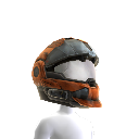CQC Helmet - Orange
