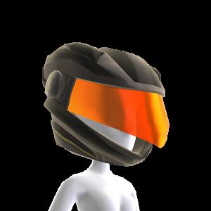 Oblio's Motorcycle Helmet