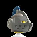 LEGO Classic Castle Knight Helmet