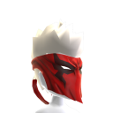 Anti-Hero Mask - Red
