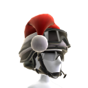 Holiday Combat Helmet