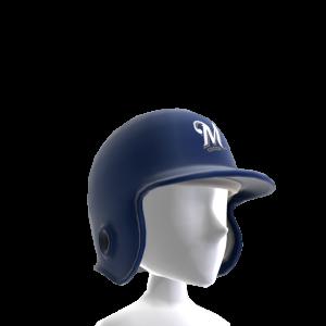 Milwaukee Brewers Batter's Helmet