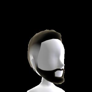 Mohawk Fade with Beard