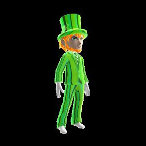 2017 St Patricks Day Grn Chr Lep