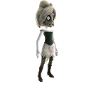 Armadillo Undead Outfit