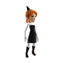 Anime Witch Dressup