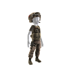 Auto-Rifleman Outfit - Balletto 