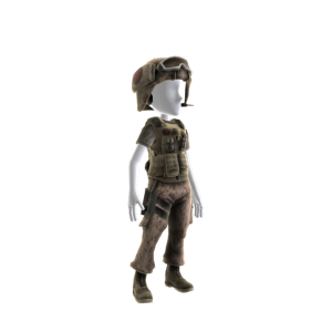 "Auto-Rifleman Outfit - ""Balletto"""