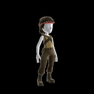 Commando Costume