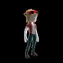 Rigby Rockstar Costume