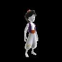 Costume d'Aladdin