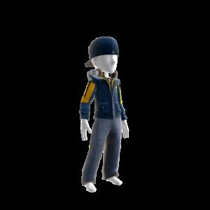 Sabres Team Jacket and Hat