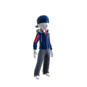Pistons Team Jacket and Cap