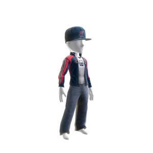 Wizards Track Jacket and Hat