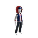 Texas Rangers Jacket and Hat