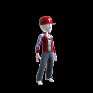 Philadelphia Track Jacket and Hat