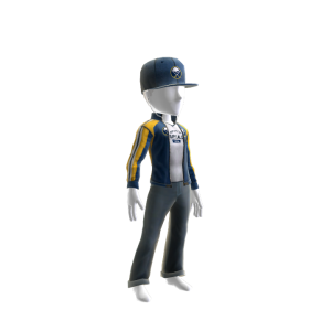 Sabres Track Jacket and Hat