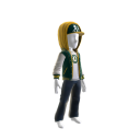 Oakland Athletics Jacket and Hat