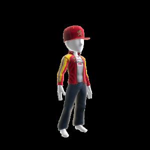 Maryland Track Jacket and Hat