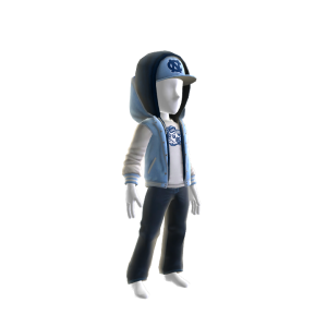 UNC Jacket and Hat