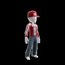 Nebraska Track Jacket and Hat