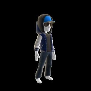 Jacket Combo - Blue