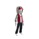 Cincinnati Reds Jacket and Hat