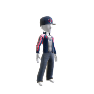 Minnesota Track Jacket and Hat