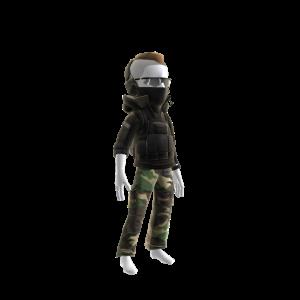 Combat Mercenary - SpecOps