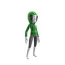 Minecraft Sweat  capuche de Creeper