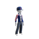 Chicago Cubs Track Jacket and Hat